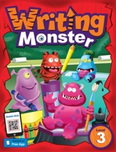 Writing Monster Student Book with Portfolio Book 03
