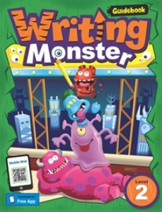 Writing Monster Guidebook with Resource CD 02