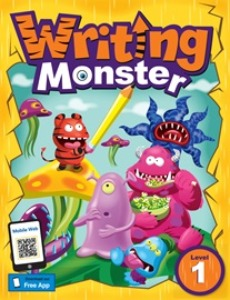 Writing Monster Student Book with Portfolio Book 01