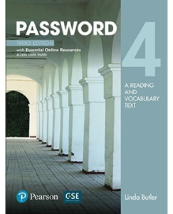 Password Student Book with Essential Online Resources 4
