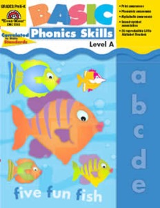 Basic Phonics Skills Level A PreK-K