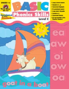 Basic Phonics Skills Level C 1-2