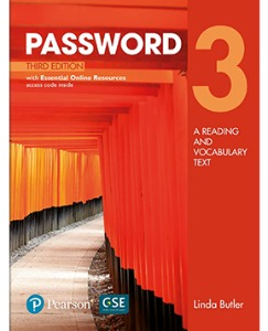 Password Student Book with Essential Online Resources 3