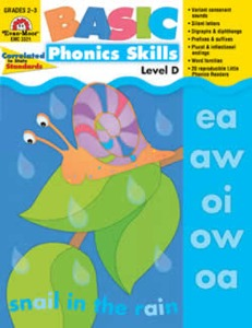 Basic Phonics Skills Level D 2-3
