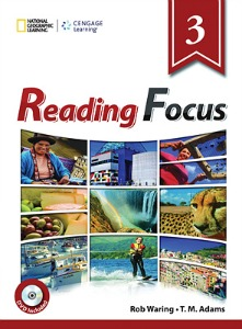 Reading focus 3 Sb with DVD