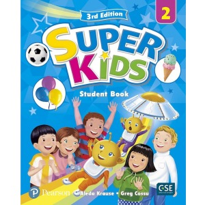 Super Kids 2 Student Book 3E
