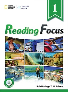 Reading focus 1 Sb with DVD
