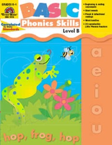 Basic Phonics Skills Level B K-1