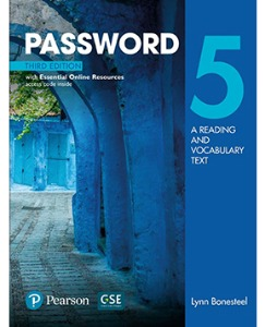 Password Student Book with Essential Online Resources 5