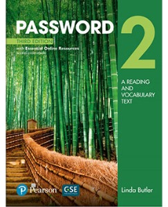 Password Student Book with Essential Online Resources 2