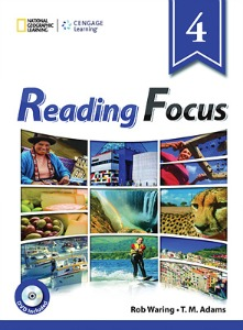 Reading focus 4 Sb with DVD