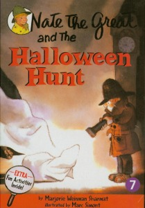 NTG 07 / Nate the Great and the Halloween Hunt
