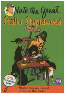 NTG 19 / Nate the Great Stalks Stupidweed