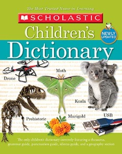 Scholastic Children's Dictionary (2019 Edition)