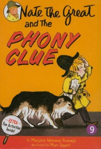 NTG 09 / Nate the Great and the Phony Clue
