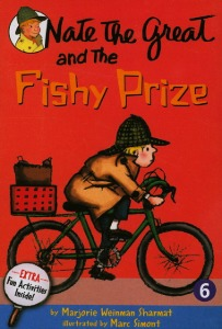 NTG 06 / Nate the Great and the Fishy Prize