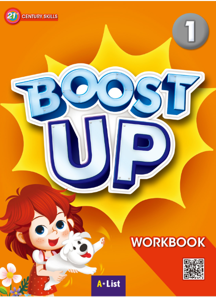 Boost Up Workbook 1