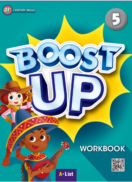 Boost Up Workbook 5