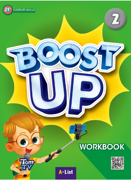 Boost Up Workbook 2