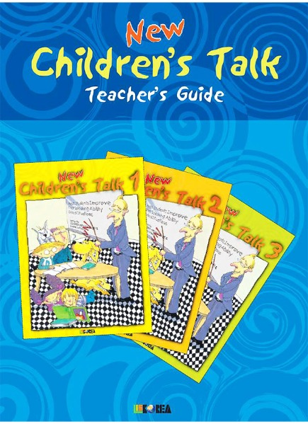 New Children's Talk Teacher's Guide (TG)