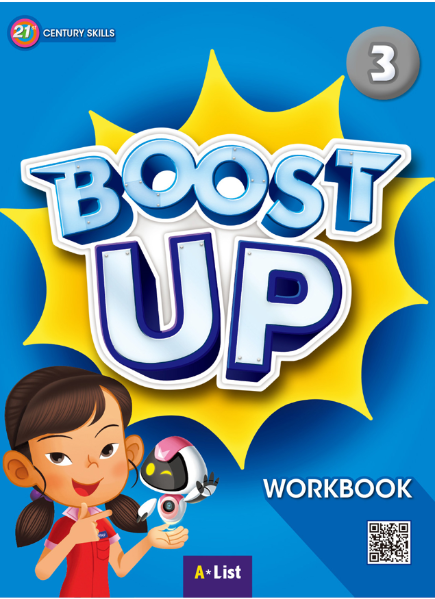 Boost Up Workbook 3