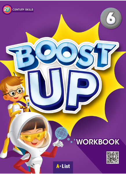 Boost Up Workbook 6