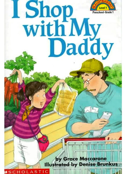 I Shop With My Daddy (Hello Reader Level 1-14 CD Set)
