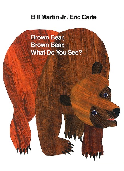 Brown Bear, Brown Bear, What Do You See? (Pictory Set PS-03)